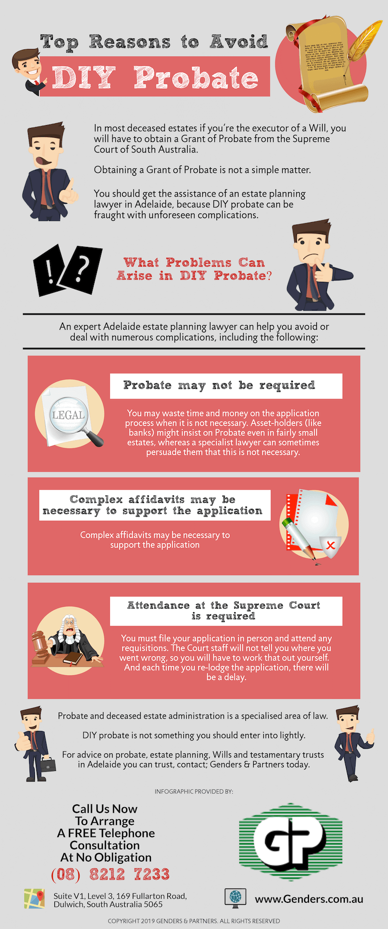Top Reasons to Avoid DIY Probate