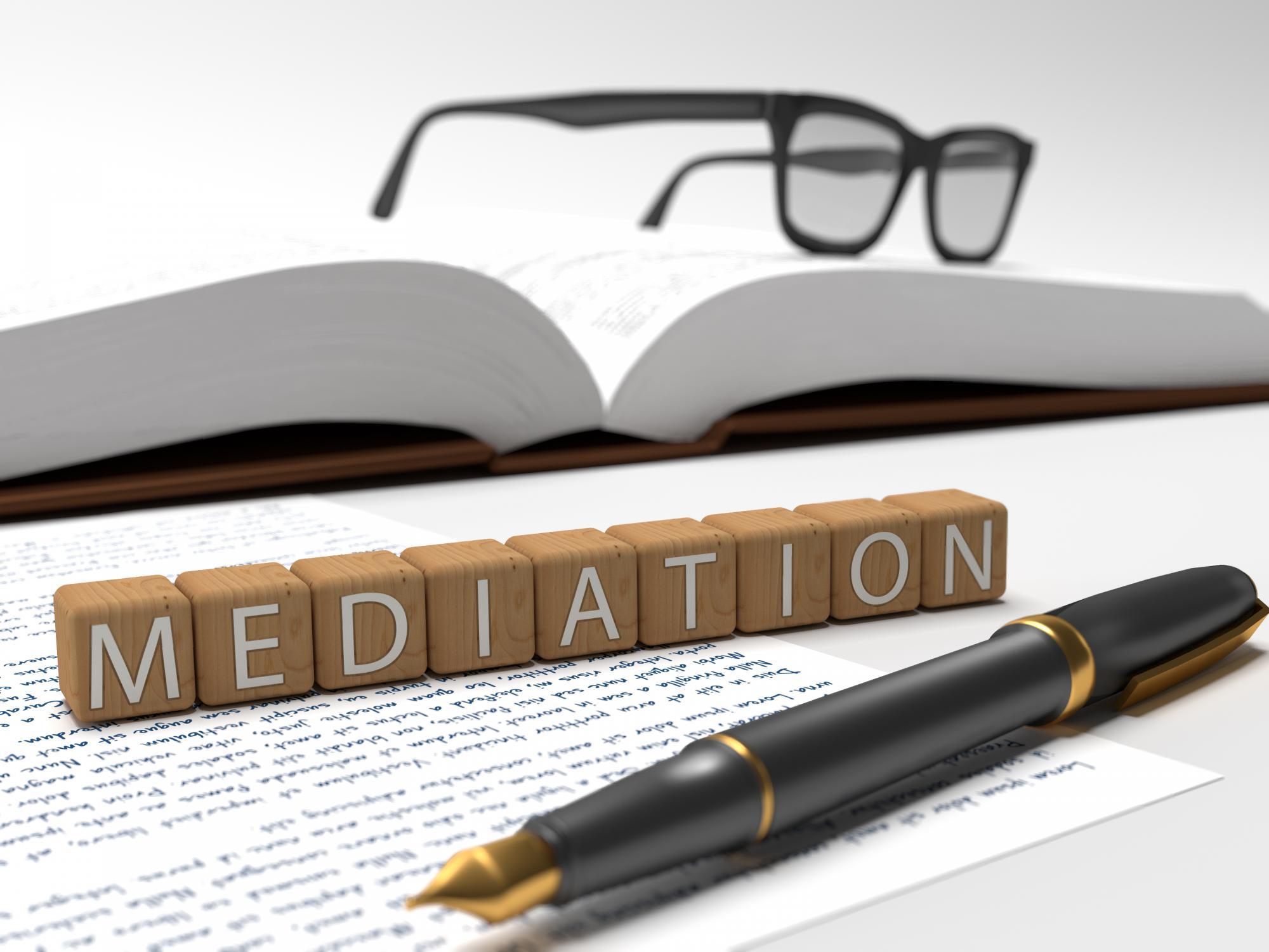 Mediating Settlement of Estate Disputes
