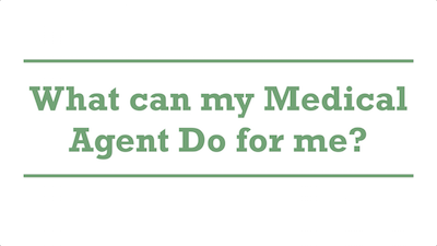 What can my Medical Agent Do for me?