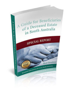 A Guide for Beneficiaries of a Deceased Estate in South Australia | Genders and Partners