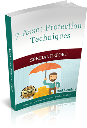 Genders and Partners | 7 Asset Protection Techniques