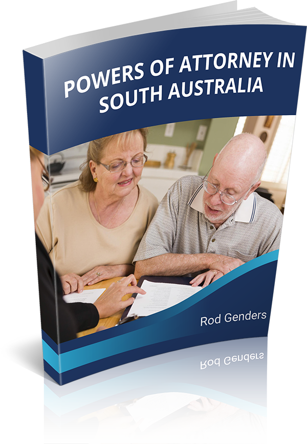 Power of Attorney in SA Cover