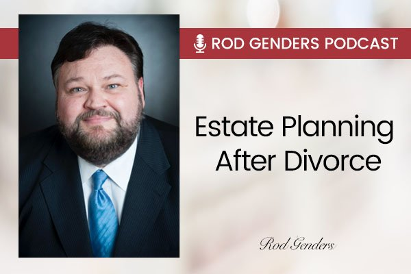 Estate Planning After Divorce Banner
