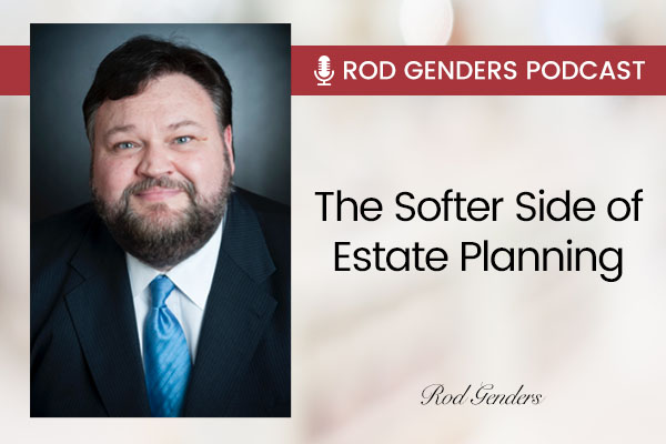 The Softer Side of Estate Planning Banner