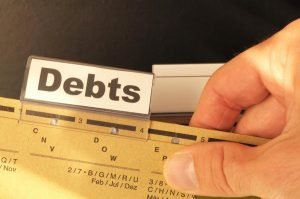 what to do when someone dies with debts