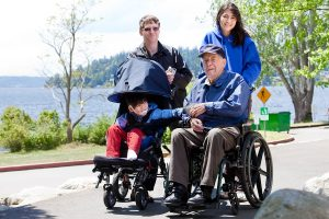 how to protect a beneficiary with special needs