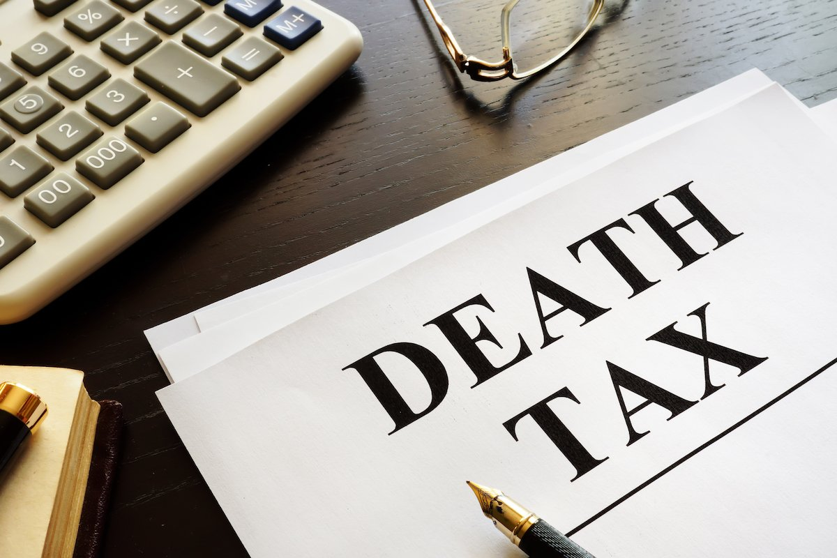 death and taxes in australia