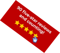review floating banner