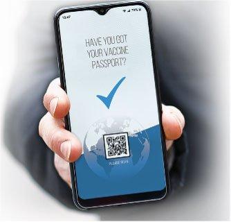 vaccine passport app